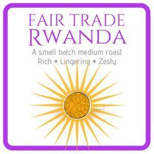 Fair Trade Rwanda Logo