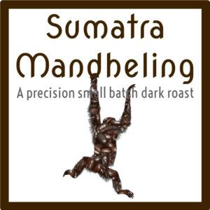 Sumatra Mandheling from Nate's Coffee