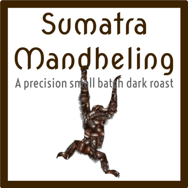 Sumatra Mandheling from Nate's Coffee