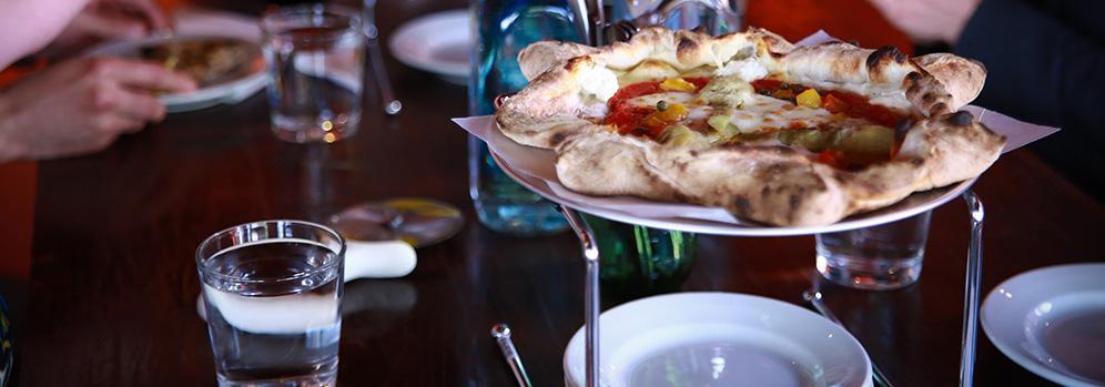 Crust Gourmet Pizzeria