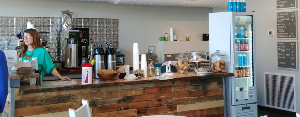 Endless Summer in Louisville, Kentucky serves Nate's Coffee