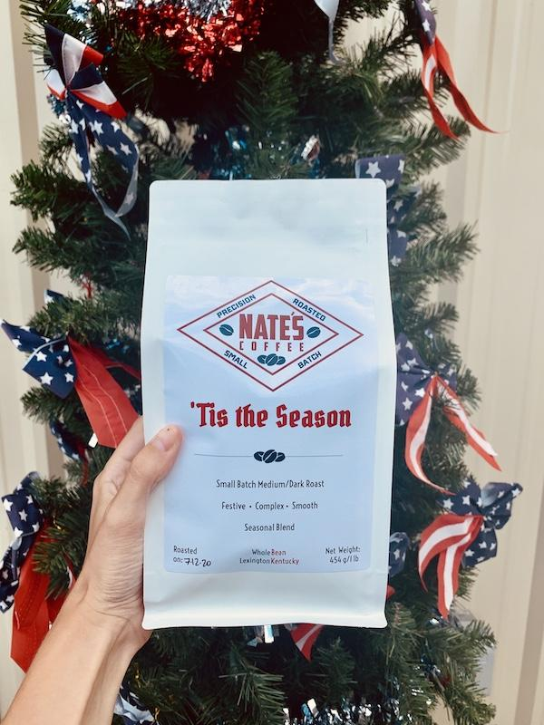 Our Tis the Season retail bags