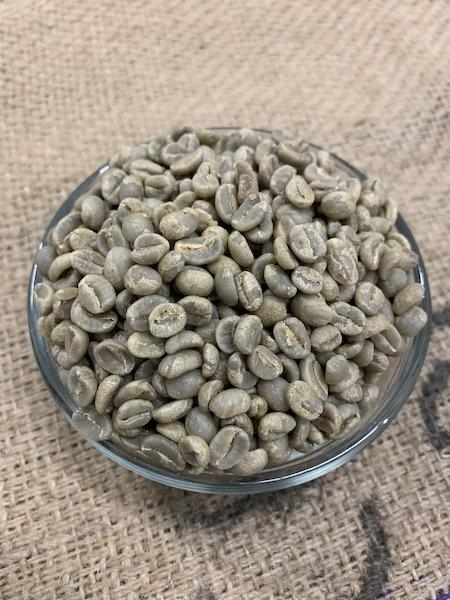 Burundi Green Coffee Beans