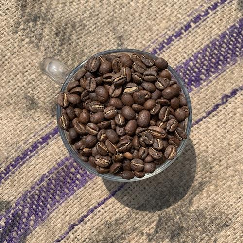 Roasted Burundi Coffee Beans