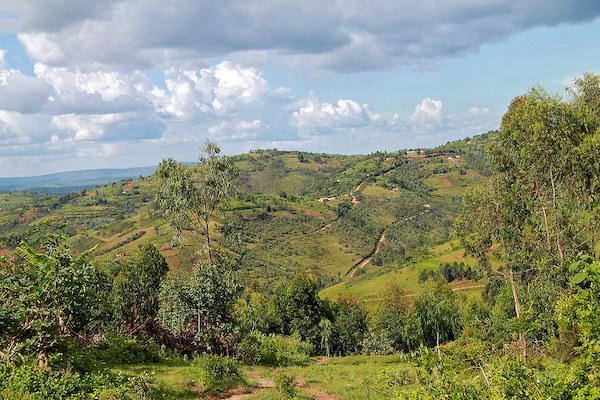 The Landscape of Burundi